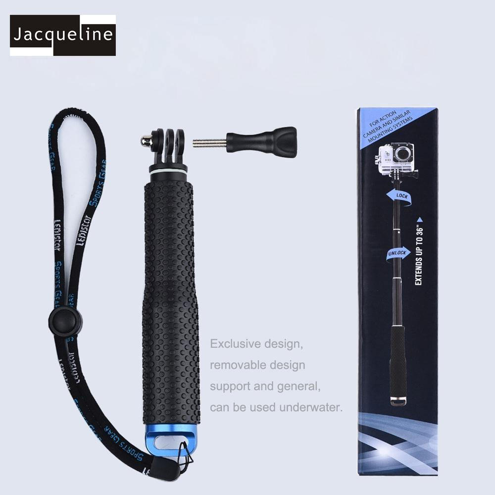 11.25 - 37 inch Underwater Aluminum Selfie Stick - The Eagle Ray Dive Shop