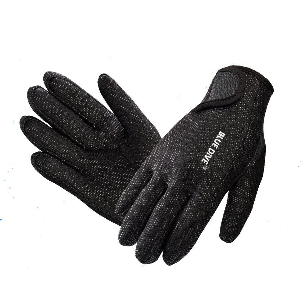 1.5mm Anti-Slip Diving Gloves for Men & Women - The Eagle Ray Dive Shop