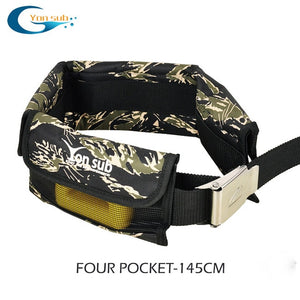 Yonsub Diving Weight Belt - The Eagle Ray Dive Shop