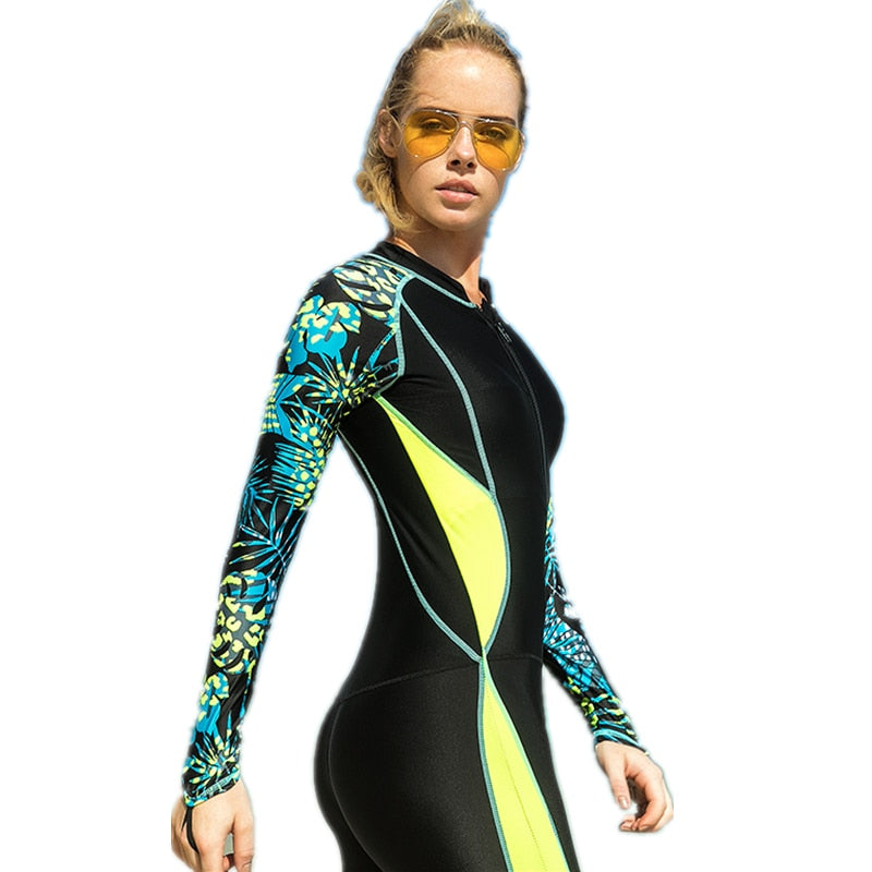 Sbart Womens Lycra Full Body Wetsuit - The Eagle Ray Dive Shop