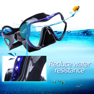 FXcreate Professional Scuba Diving Mask and Snorkel Set - The Eagle Ray Dive Shop
