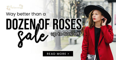Way Better Than a Dozen of Roses, SALE up to 60% off!