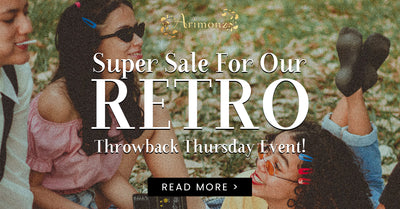 Super Sale For Our Retro Throwback Thursday Event!