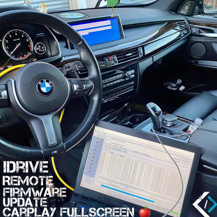 BMW iDrive Firmware Update