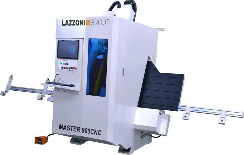 CNC Gręžimo staklės Master 900 - Industry Solutions