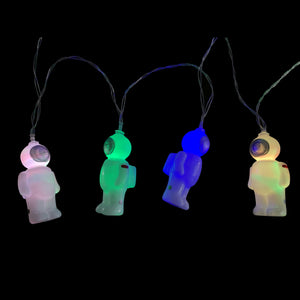 Astronaut Battery Powered Color Changing String Lights Pilot Toys