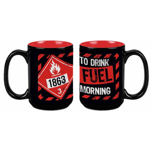I Love To Drink Jet Fuel In The Morning Mug PilotMall.com