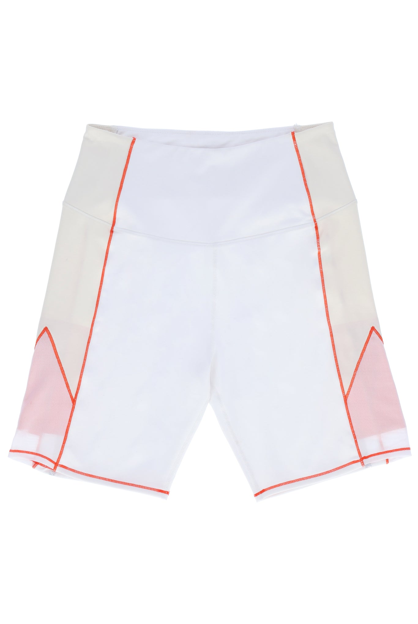 Kallie Pearlized Panelled Shorts