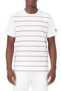 Men's HERITAGE Stripe Crew Top