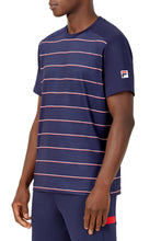 Load image into Gallery viewer, Men's HERITAGE Stripe Crew Top