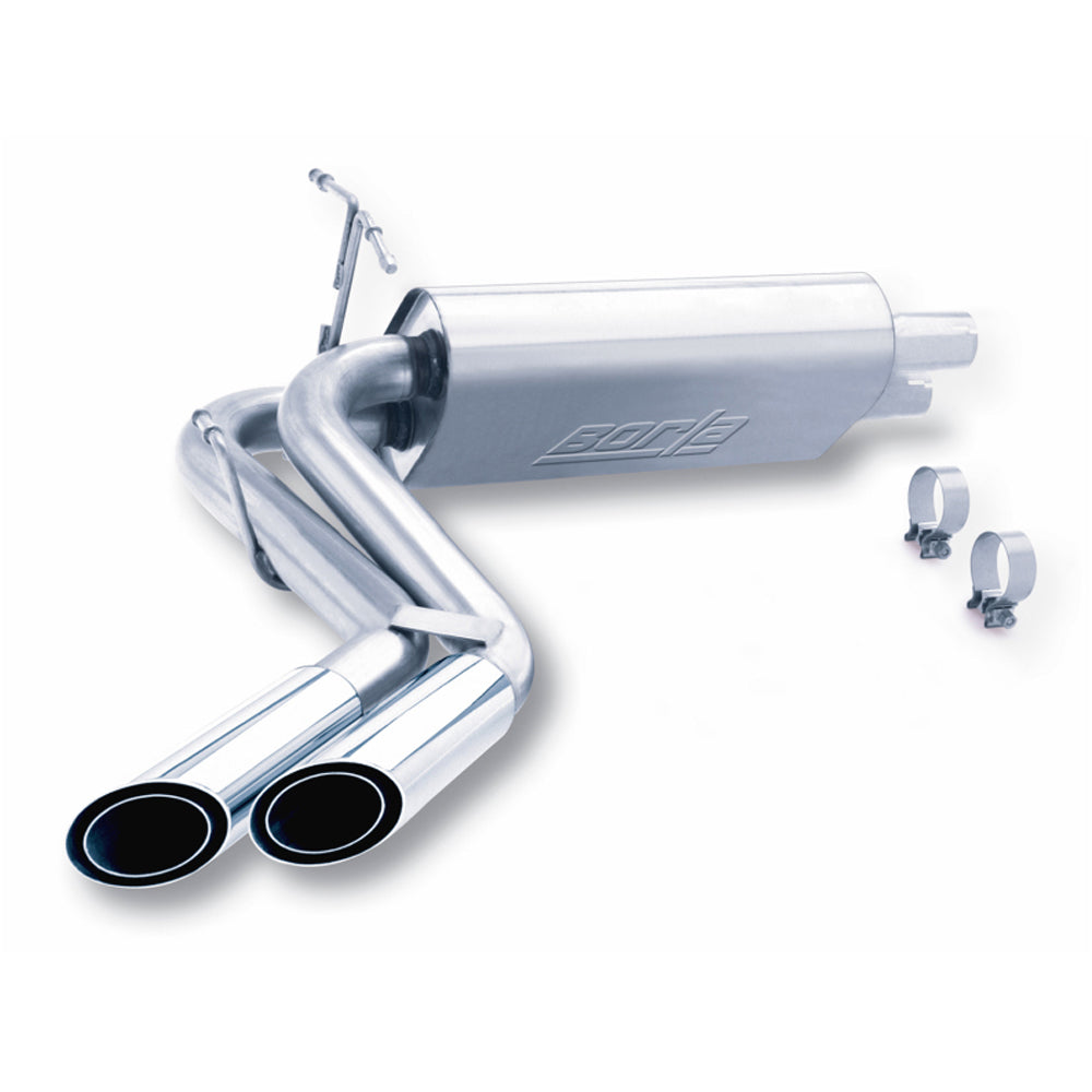 Borla SS Catback Exhaust | 1994-2004 Ford F-150 Regular Cab (14872)
