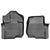 WeatherTech Front Floorliner - Black | 2015-2020 Ford F-150 SuperCrew (446971V)