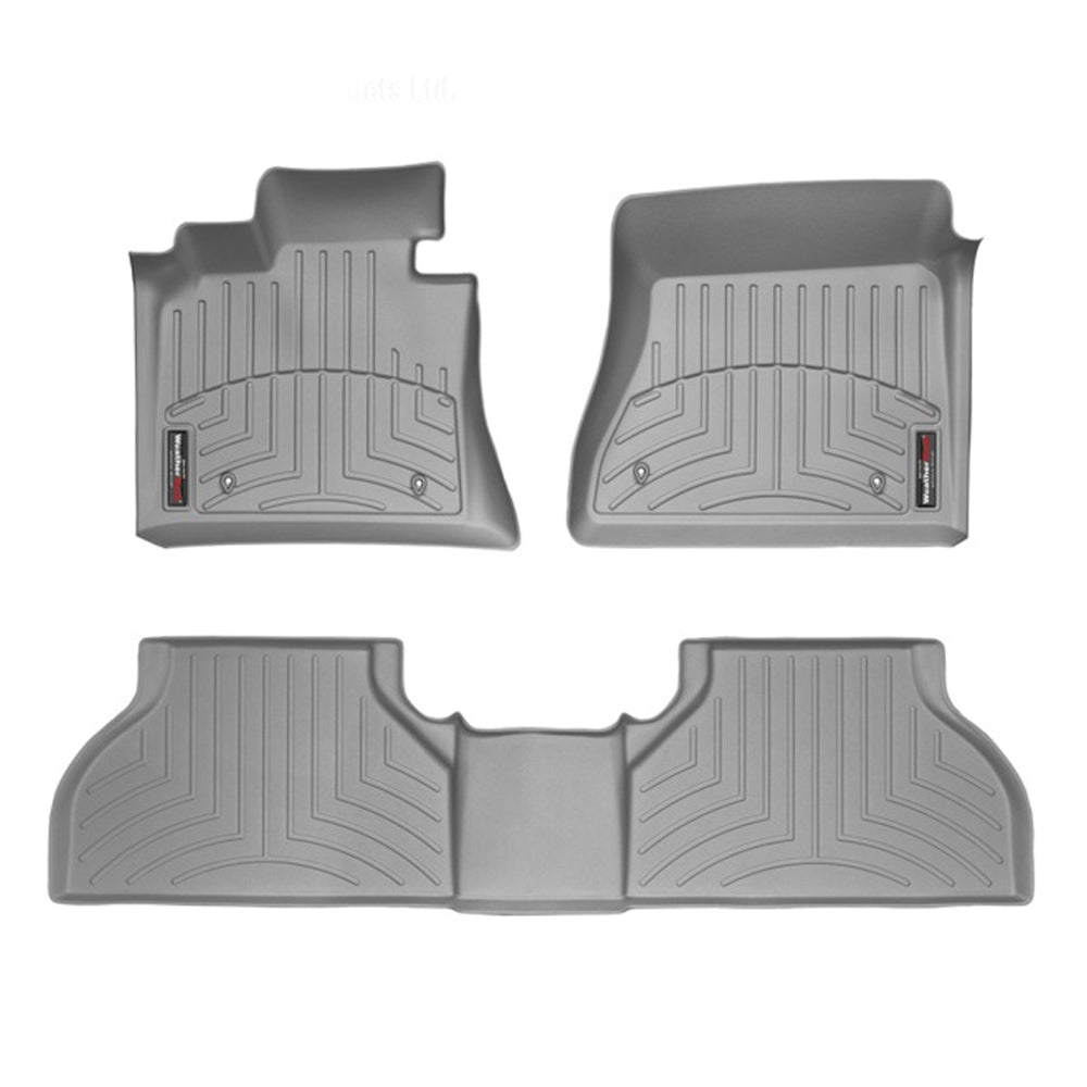 WeatherTech Floorliner Digitalfit - Grey | Multiple Fitments (465431-465422)