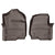 WeatherTech  Front Floorliner - Cocoa | 2017-2020 Ford F-250 Super Duty (4710121)