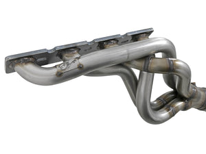aFe Power Twisted Steel Performance Exhaust System | 2019-2020 Dodge Ram 1500 (48-32025-YC)-thumbnail