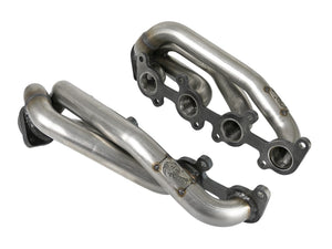 aFe Power Twisted Series Performance Headers | 2015-2020 Ford F-150 (48-33025)-thumbnail