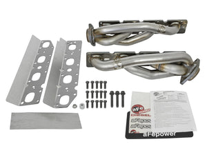 aFe Power Twisted Steel Series Exhaust Headers | 2009-2019 Dodge Ram 1500 (48-42001-1)-thumbnail