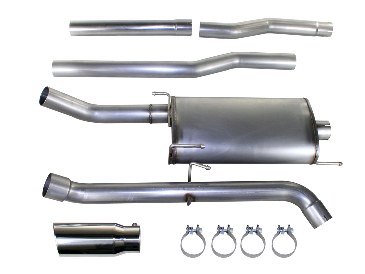 "aFe Power MACH Force-XP 3"" Cat-Back Exhaust System 