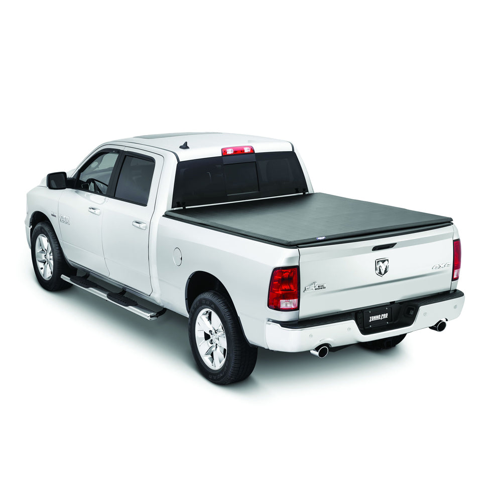 Tonno Pro 5.7ft Fleetside Lo-Roll Tonneau Cover | 2009-2019 Dodge RAM 1500 (LR-2020)