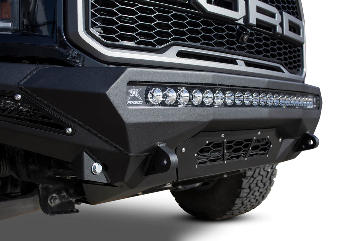 ADD Stealth Fighter Front Bumper | 2017-2020 Ford F-150 Raptor (F111182860103)