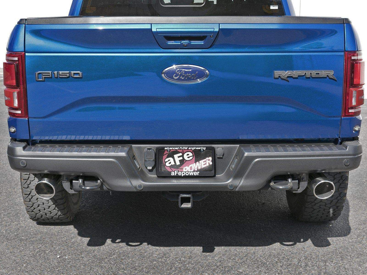 aFe MACH Force-Xp 304SS Cat-Back Exhaust | 2017-2020 Ford F-150 Raptor (49-33094)