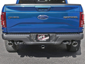 aFe MACH Force-Xp 304SS Cat-Back Exhaust | 2017-2020 Ford F-150 Raptor (49-33094)-thumbnail