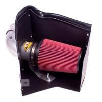 1999-2006 GM Truck 4.8/5.3/6.0 (Mech Fan/Low Hood) MXP Intake System w/o Tube (Oiled / Red Media) by Airaid (200-247) - Modern Automotive Performance