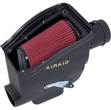 2008-2010 Ford F-250/350 6.4L Power Stroke DSL MXP Intake System w/o Tube (Oiled / Red Media) by Airaid (400-214-1) - Modern Automotive Performance