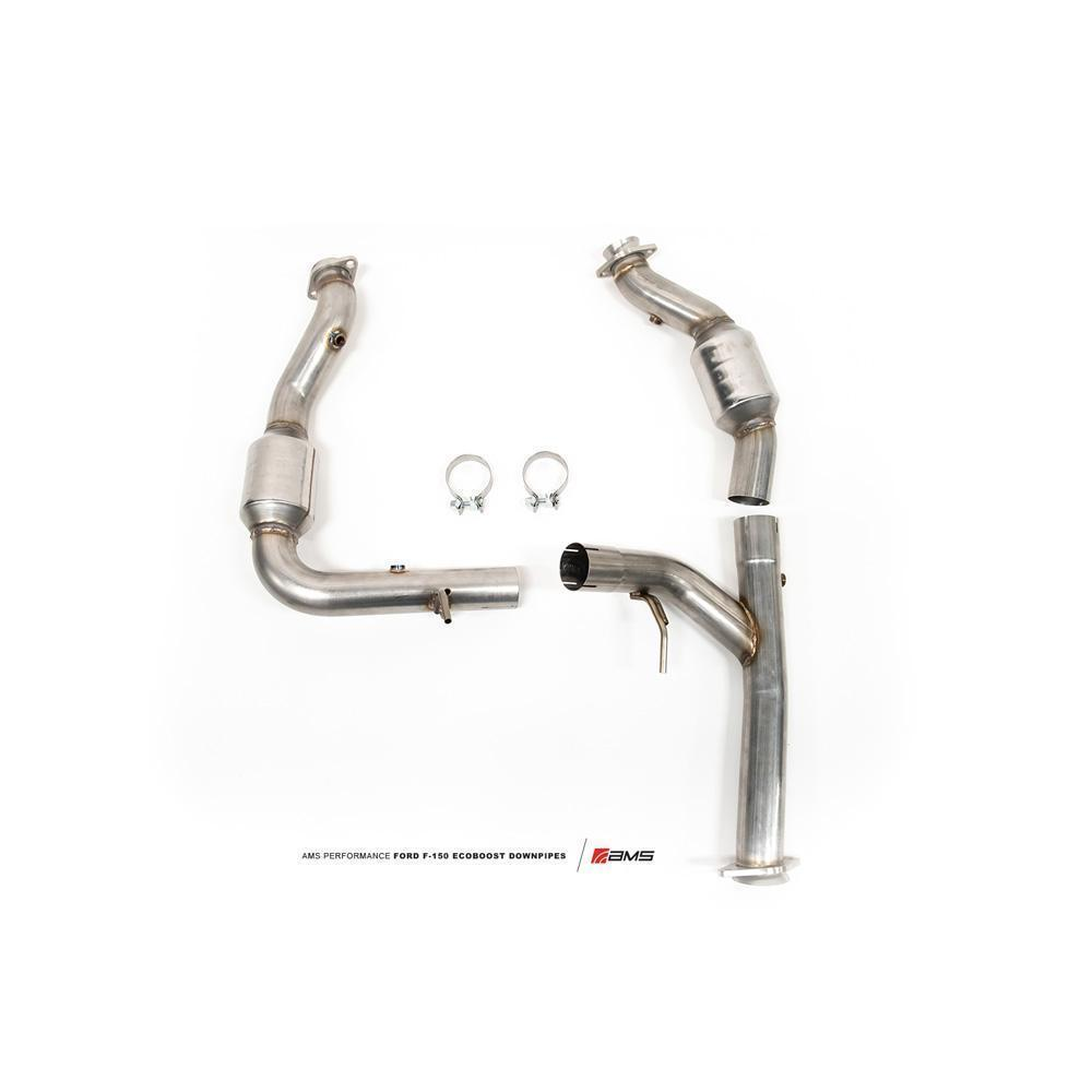 "AMS 3"" Catted Downpipe Kit 