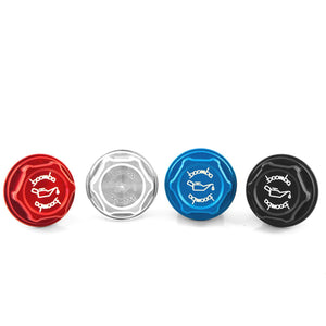 Boomba Racing Billet Aluminum Oil Fill Cap | 2019-2020 Ford Ranger (049010150000)-thumbnail
