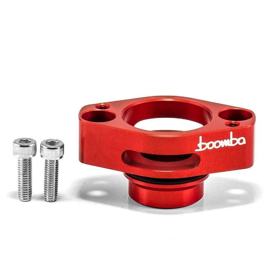 Boomba Racing VTA Blow Off Valve Adapter Plate | 2016+ Ford F-150 Ecoboost (038-00-003)