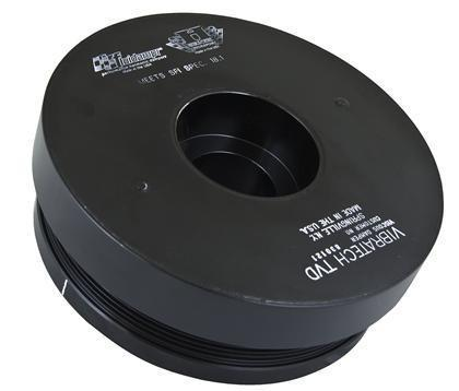 Fluidampr Diesel Harmonic Balancer | Multiple Fitments (830121)