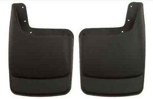 1999-2007 Ford F250/F350 SuperDuty/00-05 Excursion XLT Custom-Molded Front Mud Guards by Husky Liners (56401) - Modern Automotive Performance