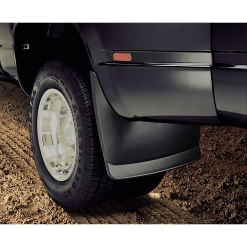 1992-2000 Chevrolet Silverado/GMC Sierra Dually Custom-Molded Rear Mud Guards by Husky Liners (57251)