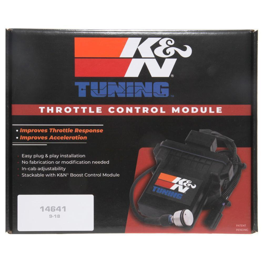 K&N Throttle Control Module | Multiple Ford Fitments (20-2599)