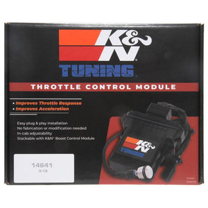 K&N Throttle Control Module | Multiple Ford Fitments (20-2599)-thumbnail