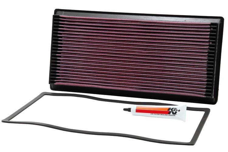Replacement Air Filter by K&N (33-2062-1) - Modern Automotive Performance