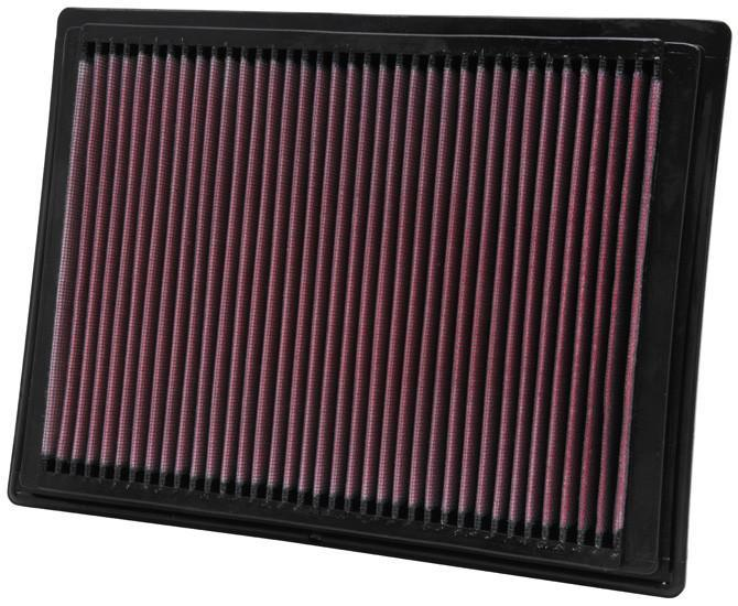Replacement Air Filter by K&N (33-2287) - Modern Automotive Performance