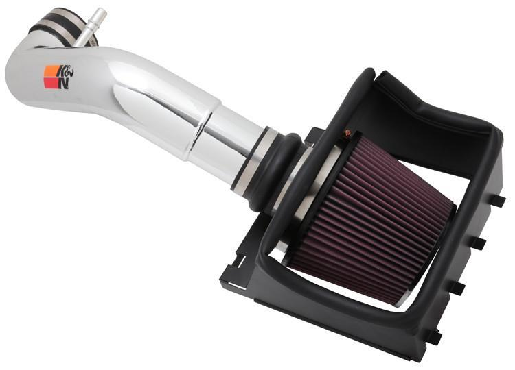 Performance Intake Kit by K&N (77-2581KP) - Modern Automotive Performance