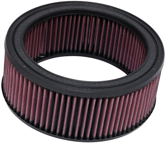 Replacement Air Filter by K&N (E-1040) - Modern Automotive Performance