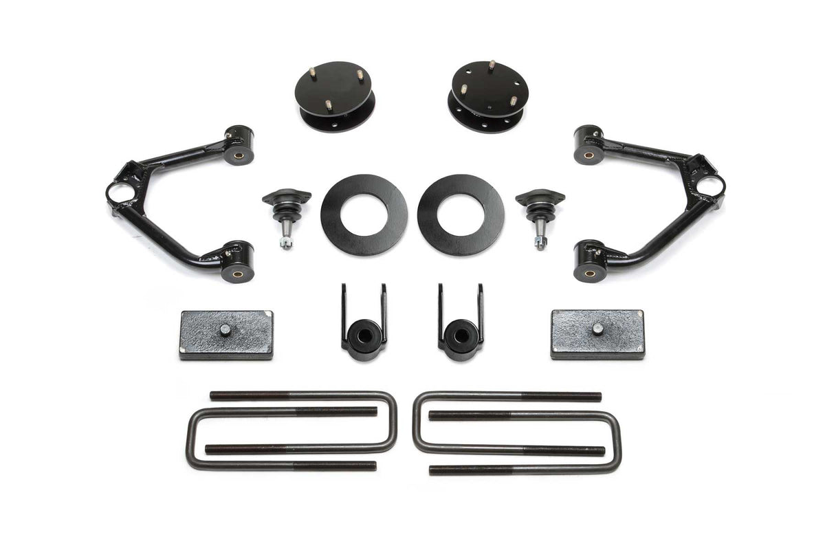 "Fabtech 3"" Ball Joint UCA Lift Kit 