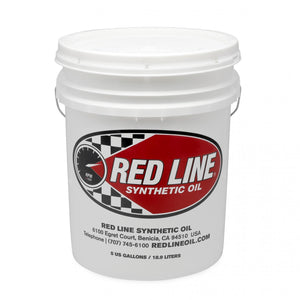 2 Stroke Injection Oil Synthetic Watercraft 5 Gallon Red Line Oil-thumbnail