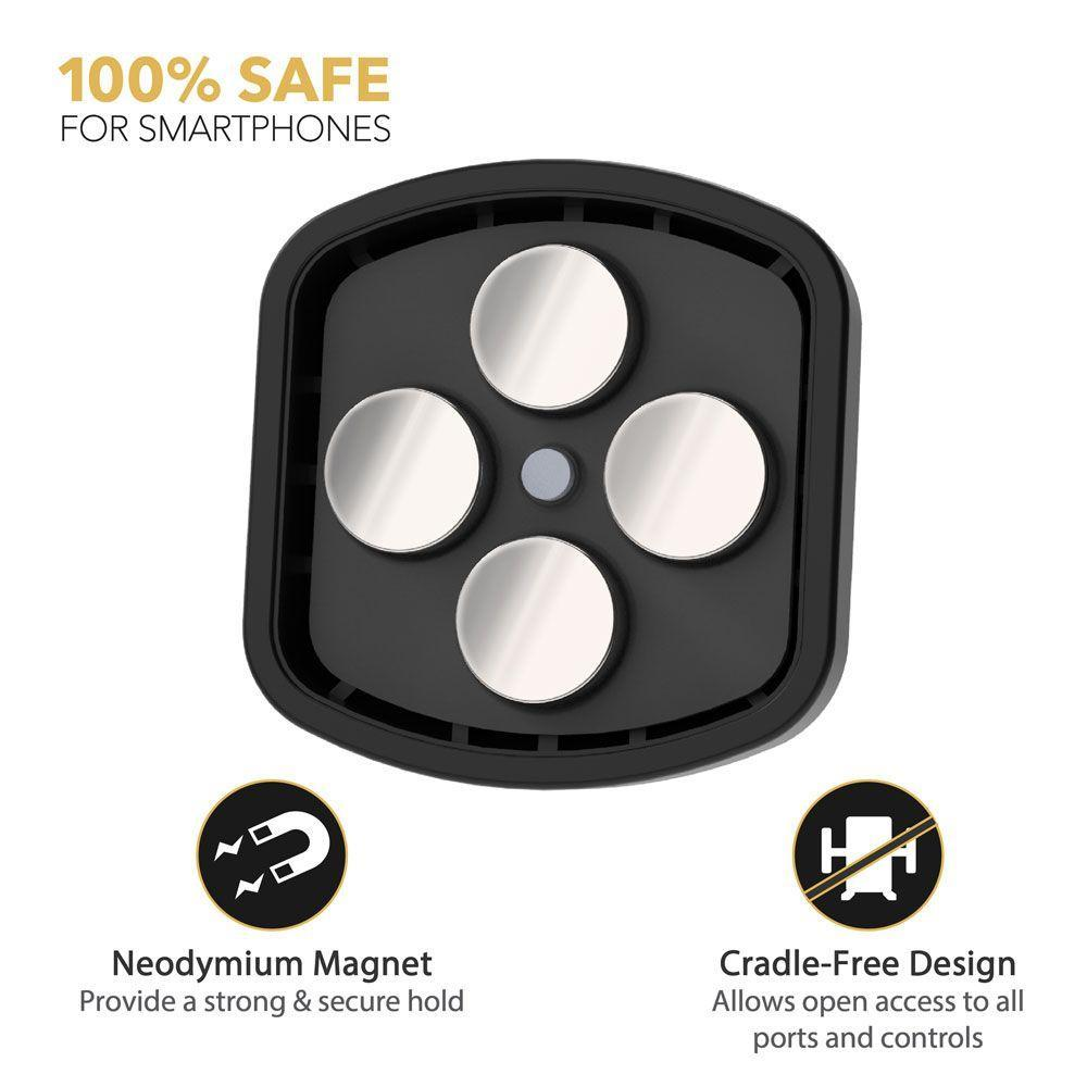 Scosche MagicMount Pro Freeflow Vent (MM2VP2SR-SP)