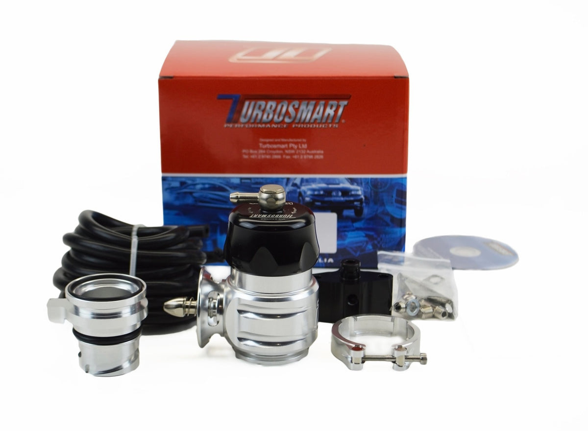 Turbosmart Smart Port Supersonic Blow-off Valve kit | 2012+ Ford F-150 (TS-0215-1367) - Modern Automotive Performance  - 1