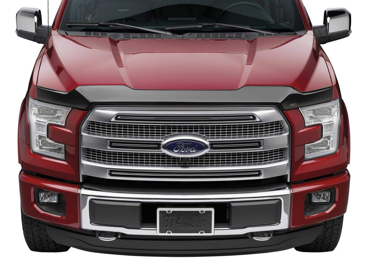 WeatherTech Hood Protector | 2017-2020 Ford F-150 Raptor (55139)