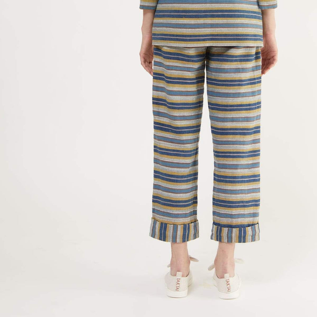 TAKTAI Pants Cozy Suit Pants