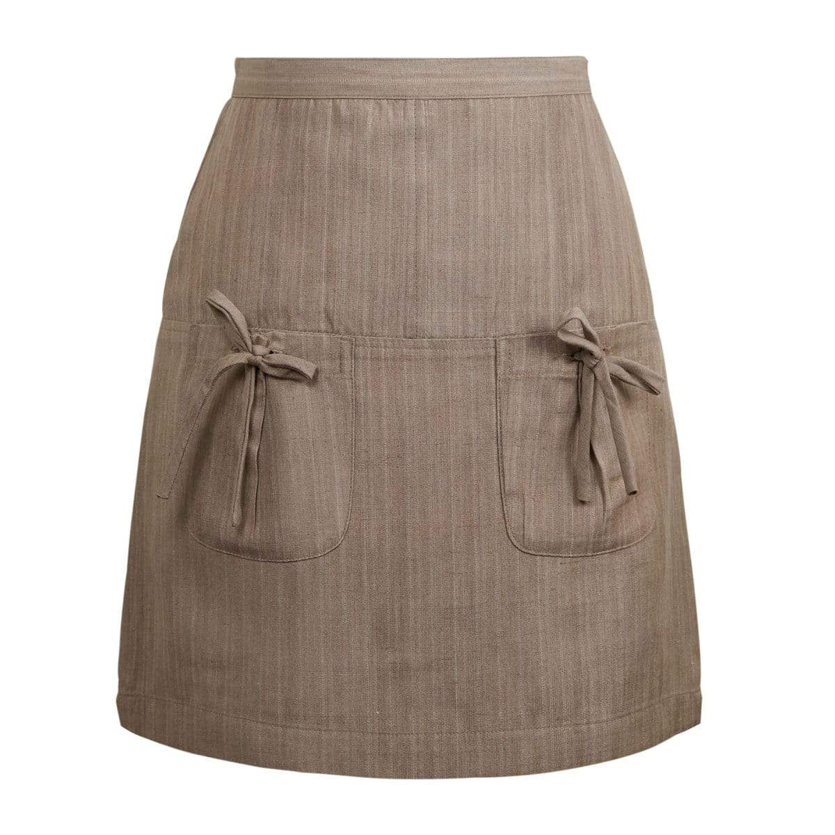 TAKTAI Skirt S / Brown Poet Skirt