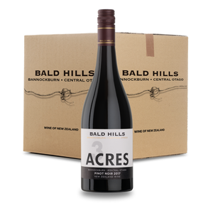 6 PACK ~ 3 Acres Central Otago Pinot Noir 2017