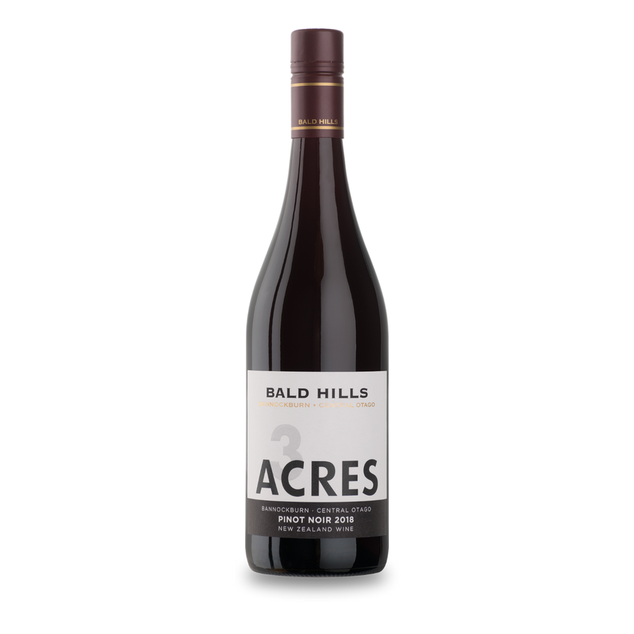 3 Acres Central Otago Pinot Noir 2018