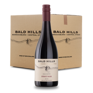 6 PACK ~ Single Vineyard Pinot Noir 2014 (now includes free shipping)